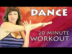 20 Minute Dance Workout For Beginners At Home Upper Body Toning - YouTube