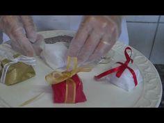 Receita, modo de fazer e decorar bem casados_ Bellbolos - YouTube