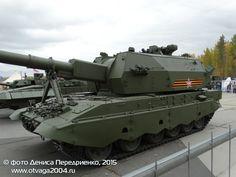 100%™ 2S35 Koalitsiya-SV | Russian Red Army
