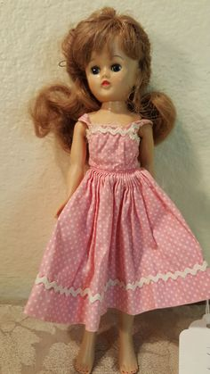 "Vogue Jill 10"" 1957 doll, sleep eyes"