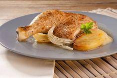 Recetas – Pollo asado en microondas French Toast, Food And Drink, Turkey, Meals, Chicken, Cooking, Breakfast, Dolce, Chocolate