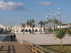 Manta Rota, Algarve, Portugal