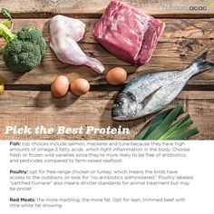 Different proteins have different benefits. This #NutritionTip will help you choose the best one for your nutritional needs!