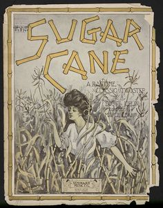 Scott Joplin Sugar Can A Ragtime Classic Two Step Composer of the Maple Leaf Rag 1908