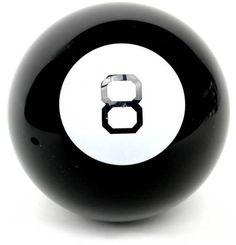 Magic 8-Ball/// everyone has tried it