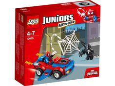 LEGO Juniors 10665: Spider-Man Spider-Car Pursuit LEGO http://www.amazon.co.uk/dp/B00F3B2Y3W/ref=cm_sw_r_pi_dp_jmx2tb1N6VP9QSMB