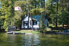 Silver Lake Vacation cottage in eastern Ontario.