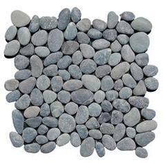 Black Pebble Tile - Beyond Tile  - 1