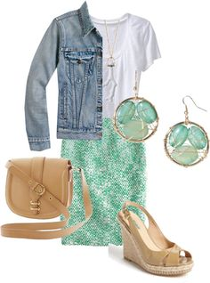 """Sea Glass"" by themommylama on Polyvore shop now or repin for a chance to take home free http://www.stelladot.com/denikaclay"