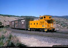 RailPictures.Net Photo: DRGW 5334 Denver & Rio Grande Western Railroad EMD SD45 at Soldier Summit, Utah by James Belmont