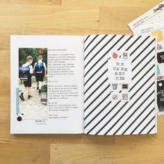 Minden, Incheon, Polaroid Film, Scrapbook, Scrapbooking, Guest Books, Scrapbooks