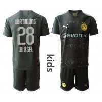 Borussia Dortmund Axel Witsel #28 Replica Away Baby Kit 2019-20(+ Short pants) Short Sleeve