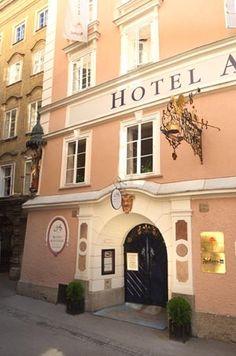 Radisson Blu Hotel Altstadt. - Judengasse 15 Rudolfskai. Salzburg,  AUSTRIA