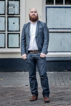 Egbert Schroeder #baardmannen #baard #baarden #mannen #beard #beards #beardedmen
