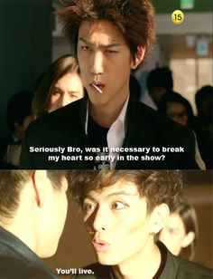But really. Byunghee, I hate you so much; Shut Up Flower Boy Band kdrama