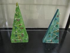Kaarisillan käsityö: Kuusia Home Decor, Christmas, Homemade Home Decor, Interior Design, Home Interior Design, Decoration Home, Home Decoration