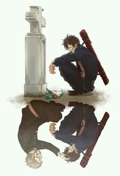 Rin and Shiro