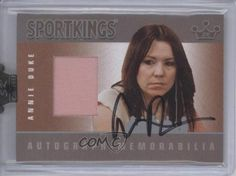 Annie Duke (born Anne LaBarr Lederer) is an American professional #poker player and author. She holds a World Series of Poker ( #WSOP ) gold bracelet from 2004 and is the leading money winner among women in WSOP history