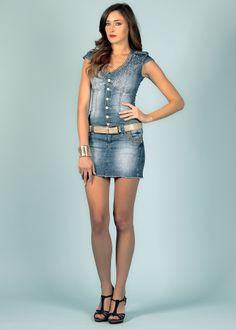 http://buramoda.com/kemerli-troklu-jean-elbise