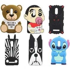 1PCS For Xiaomi Hongmi Note 3D Cartoon Silicon Case Cover Redmi Note Tigger Marie/Alice Cat Monsters Sulley Dog Cell phone cases
