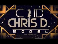Up and Coming Fashion SuperModel Chris D. One of the Model to watch in the fashion industry.