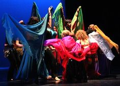 JOIN our #bellydance Performance Workshop! Rehearsals Fri 8-9:30 NOW till June11th&12th #NYC www.alvinailey.org/WorldDance