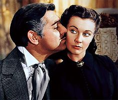 . Vivien Leighs natural eye color was blue but was color corrected to Scarlett OHaras green in post-production.