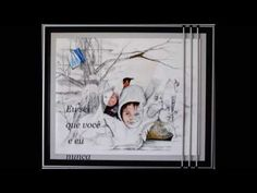 ▶ Anjos entre nós - pintura de Henrique Romano - YouTube