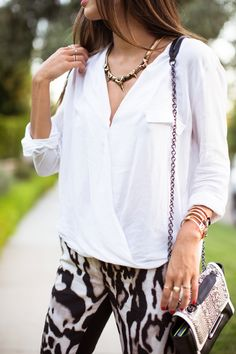 Leopard and Snake Print   Song of Style