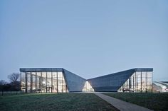 Museum of Aviation and Aviation Exhibition BY PYSALL ARCHITEKTEN - Cracow