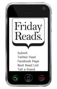 FridayReads is a global community of thousands of people who come together each week to share whatever they're reading.