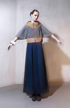 'Overground' AW'2013-2014 Fashion Collection // DZHUS