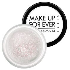 MAKE UP FOR EVER Glitters: Eyeshadow | Sephora#the essentials      Great make-up use just alittle of this for eye make-up