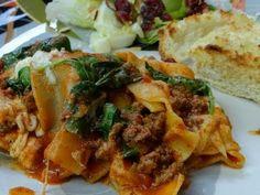 Hearty Skillet Lasagna