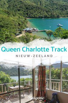 De Queen Charlotte Track in Marlborough Sounds - Reisgenie Marlborough Sounds, Abel Tasman, New Zealand Travel, Auckland, Australia Travel, Lodges, Resorts, Travel Tips, Track