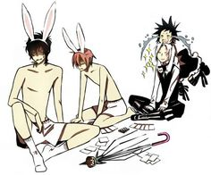 Image via We Heart It https://weheartit.com/entry/164238721 #allen #anime…