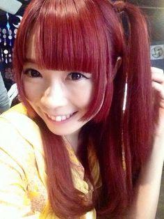 成瀬瑛美 Naruse Eimi - Dempagumi.inc / でんぱ組.inc - cute smile