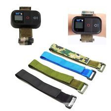 Gopro Accessories Wrist Strap Velcro Belt for Gopro Hero3 Wifi Remote camo color = RM17