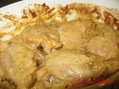 La Cuoca Mafalda: Pollo alla senape di Gaia De Laurentis