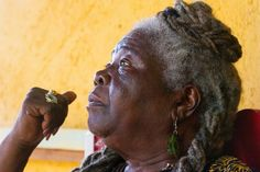 Cedella Booker - Bob Marley's mother.