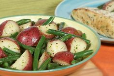 Red Potatoes & Green Beans - Better With Reds