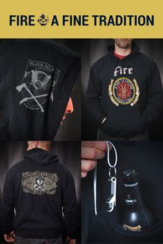 """The perfect design for a hoodie that has a neoprene pouch in the front center pocket to keep your """"beverage"""" cool, AND a detachable bottle opener attached to a stretch cord in also in the front center pouch. 