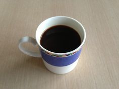 My fourth cup of the day 2013.05.09