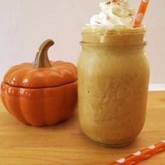 Skinny Pumpkin Spice Frappe