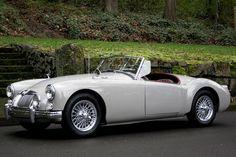 1960 - MG-A Roadster