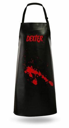 Avental de Vinil Dexter - Loja Mundo Geek