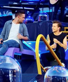 Louis and Liam on stage // Brussels, Beligum Love You All, That Way, My Love, Ill Be Here, Teenage Dirtbag, On The Road Again, Freaking Hilarious, Five Guys, My Prince