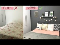 Awesome Decorar Quarto Feminino Gastando Pouco that you must know, Youre in good company if you?re looking for Decorar Quarto Feminino Gastando Pouco Ikea Living Room, Small Room Bedroom, Room Decor Bedroom, Kids Bedroom, Small Condo Decorating, Wall Painting Decor, Minimalist Room, Cool Rooms, New Room