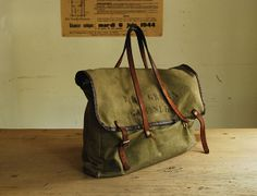 canvas bag #Menswear Like our FB page https://www.facebook.com/effstyle