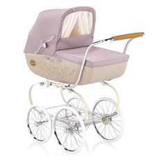 Inglesina Classica Pram in Camelia my dream stroller Baby Kind, My Baby Girl, Baby Love, Vintage Stroller, Vintage Pram, Vintage Type, Pink Prams, Baby Prams, Cute Baby Strollers